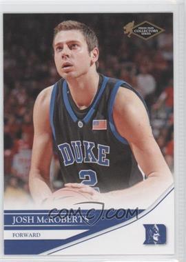 2007 Press Pass Collectors Series - [Base] #13 - Josh McRoberts