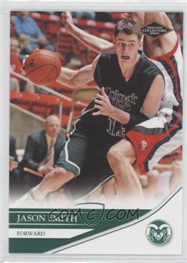 2007 Press Pass Collectors Series - [Base] #6 - Jason Smith