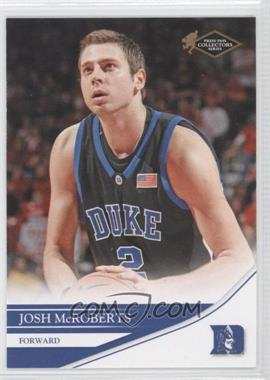 2007 Press Pass Collectors Series #13 - Josh McRoberts