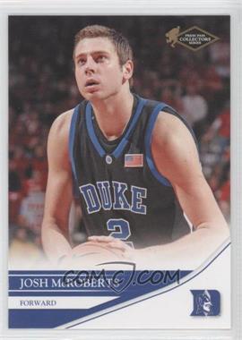 2007 Press Pass Collectors Series #13 - Josh McRoberts