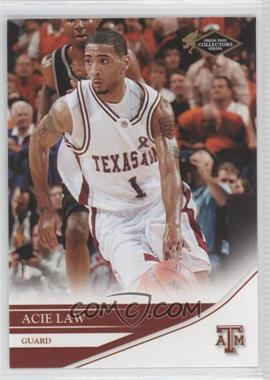 2007 Press Pass Collectors Series #3 - Acie Law