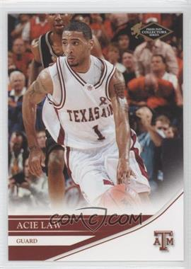 2007 Press Pass Collectors Series #3 - Acie Law