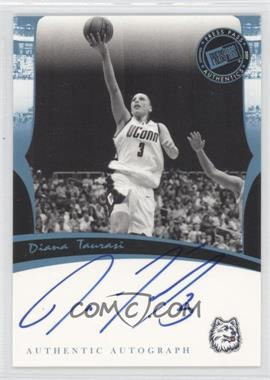 2007 Press Pass Legends Autographs [Autographed] #DITA - Diana Taurasi