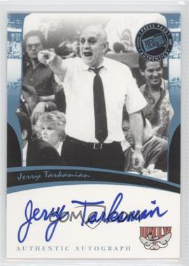 2007 Press Pass Legends Autographs [Autographed] #JETA - Jerry Tarkanian