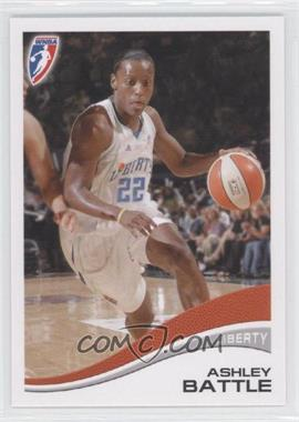 2007 Rittenhouse WNBA - [Base] #80 - Ashley Battle