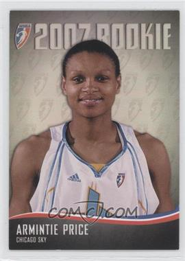 2007 Rittenhouse WNBA 2007 Rookie #RC3 - [Missing] /444
