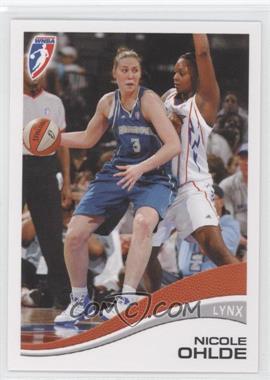 2007 Rittenhouse WNBA #7 - Nicole Ohlde