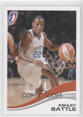 2007 Rittenhouse WNBA #80 - Ashley Battle