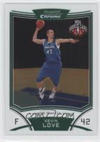 NBA Rookie Card - Kevin Love