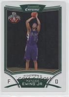 NBA Rookie Card - Patrick Ewing Jr.