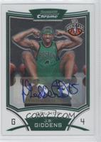 NBA Rookie Card Autograph - J.R. Giddens