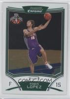 NBA Rookie Card - Robin Lopez