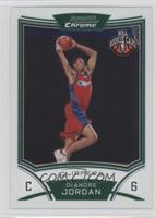 NBA Rookie Card - DeAndre Jordan