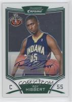 NBA Rookie Card Autograph - Roy Hibbert