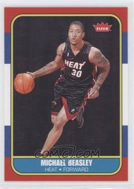 2008-09 Fleer 1986-87 Retro Rookies #86R-164 - Michael Beasley