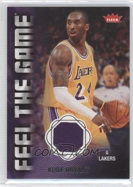 2008-09 Fleer Feel the Game Memorabilia #FG-KB - Kobe Bryant