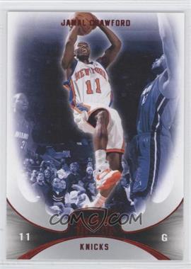 2008-09 Fleer Hot Prospects - [Base] - Red #20 - Jamal Crawford /25