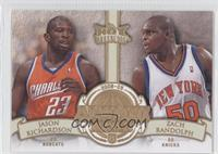 Jason Richardson, Zach Randolph