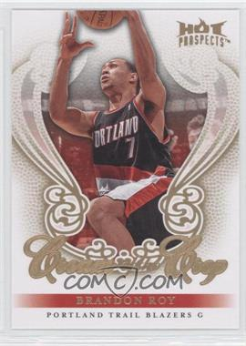 2008-09 Fleer Hot Prospects Cream Of The Crop #CC-1 - Brandon Roy