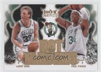 Larry Bird, Paul Pierce