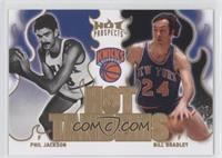 Phil Jackson, Bill Bradley