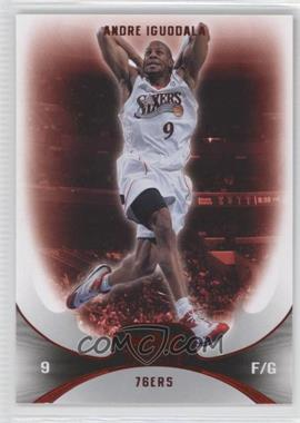 2008-09 Fleer Hot Prospects Red #40 - Andre Iguodala /25