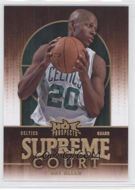 2008-09 Fleer Hot Prospects Supreme Court #SC-2 - Ray Allen