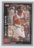 Willie Green