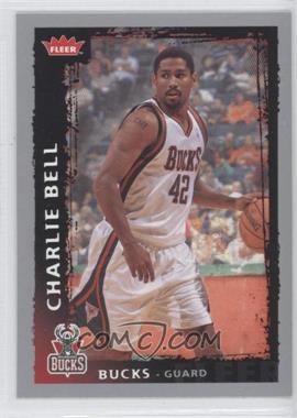 2008-09 Fleer #87 - Charlie Bell