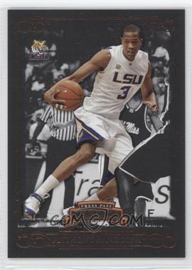 2008-09 Press Pass Legends - [Base] - Bronze #15 - Anthony Randolph /750