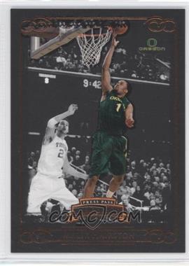 2008-09 Press Pass Legends - [Base] - Bronze #22 - Malik Hairston /750