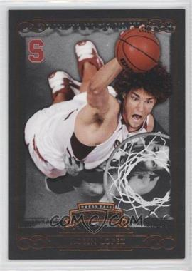 2008-09 Press Pass Legends - [Base] - Bronze #25 - Robin Lopez /750