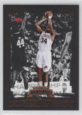 2008-09 Press Pass Legends - [Base] - Bronze #37 - Corliss Williamson /750