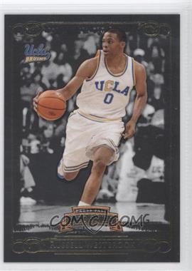2008-09 Press Pass Legends - [Base] - Gold #31 - Russell Westbrook /99