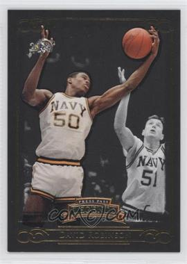 2008-09 Press Pass Legends - [Base] - Gold #49 - David Robinson /99