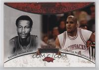 Sidney Moncrief, Corliss Williamson