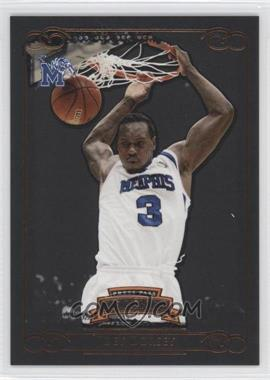2008-09 Press Pass Legends Bronze #16 - Joey Dorsey /750