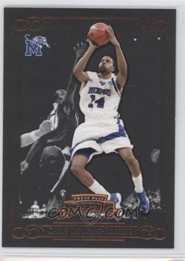 2008-09 Press Pass Legends Bronze #17 - Chris Douglas-Roberts /750