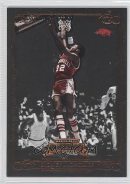 2008-09 Press Pass Legends Bronze #36 - Sidney Moncrief /750