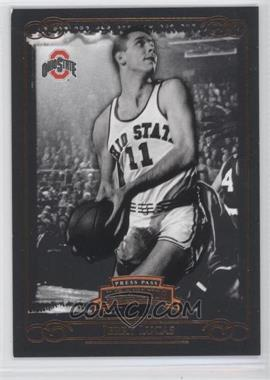 2008-09 Press Pass Legends Bronze #57 - Jerry Lucas /750