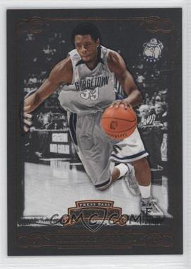 2008-09 Press Pass Legends Bronze #6 - Patrick Ewing Jr. /750