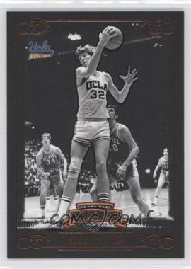 2008-09 Press Pass Legends Bronze #64 - Bill Walton /750