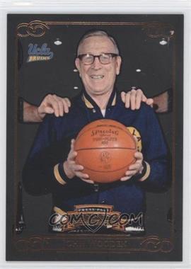 2008-09 Press Pass Legends Bronze #65 - John Wooden /750