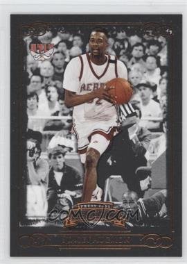 2008-09 Press Pass Legends Bronze #66 - Stacey Augmon /750
