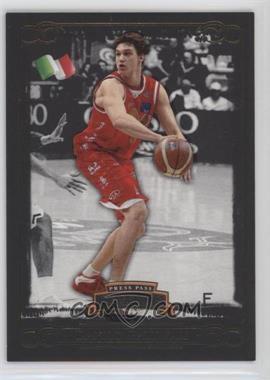2008-09 Press Pass Legends Gold #10 - Danilo Gallinari /99