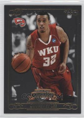 2008-09 Press Pass Legends Gold #34 - Courtney Lee /99