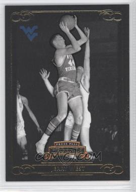2008-09 Press Pass Legends Gold #69 - Jerry West /99