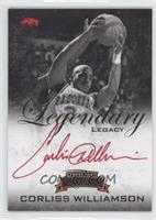 Corliss Williamson (Red Ink) /165