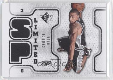 2008-09 SP - Retail Limited #SPL-GH - George Hill