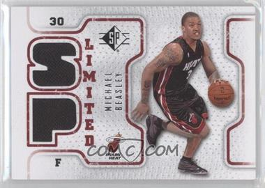 2008-09 SP - Retail Limited #SPL-MB - Michael Beasley